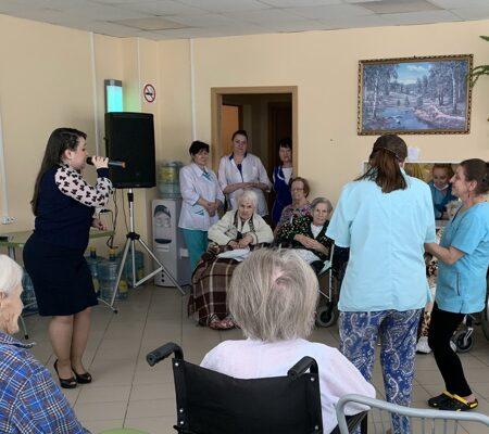 пансионат для престарелых в химках